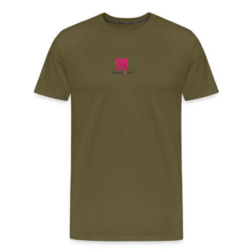 laughterdown official - Men's Premium T-Shirt