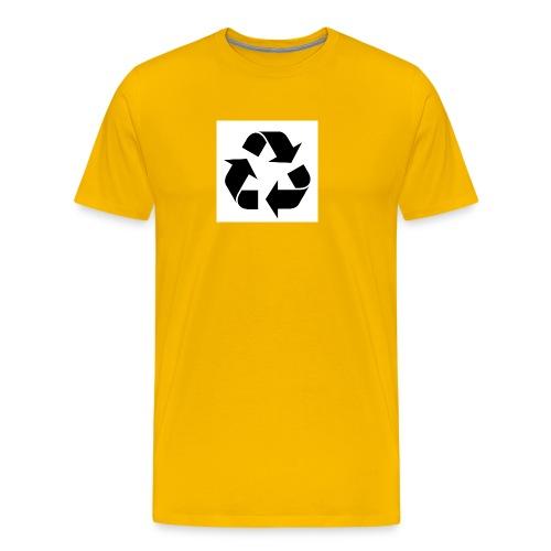 maglia ciclo di vita - Maglietta Premium da uomo