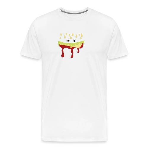 Burger - Camiseta premium hombre