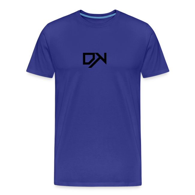 DewKee Logo T-Shirt Black
