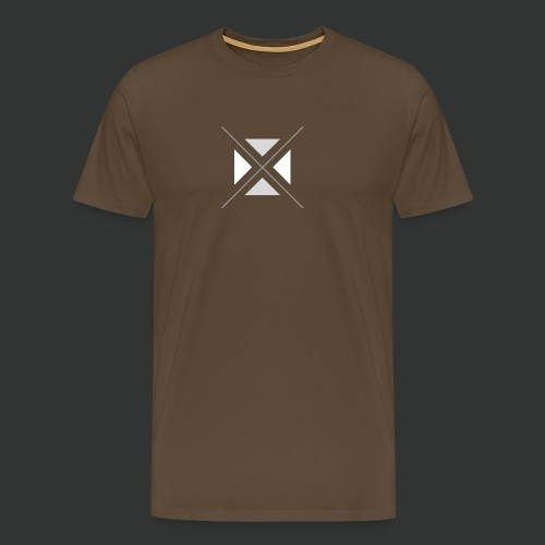 hipster triangles - Men's Premium T-Shirt