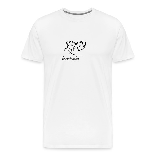 herr batka - Koszulka męska Premium