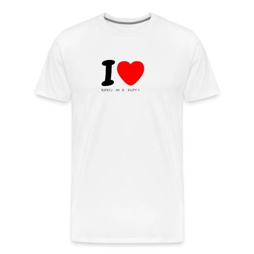 Bluzka damska - Koszulka męska Premium