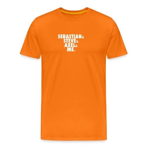 BEATSAUCE House Mafia T-shirt - Maglietta Premium da uomo