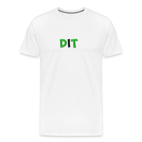 DaarIsTobias shirt korte mouwen - Mannen Premium T-shirt
