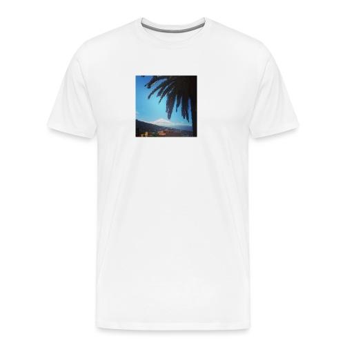Islas Tenerife - Maglietta Premium da uomo