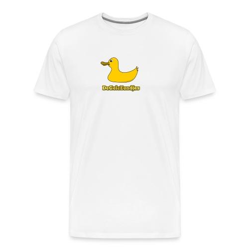 DeGeleEendjes shirt - Men's Premium T-Shirt