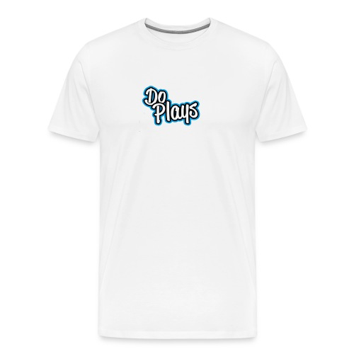 Muismat   Doplays - Mannen Premium T-shirt