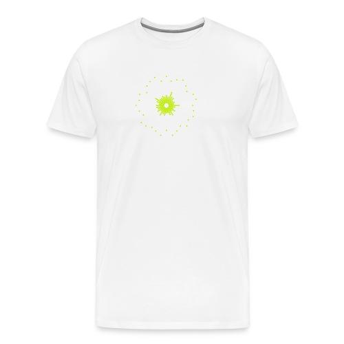 fancy_circle-png - Premium T-skjorte for menn