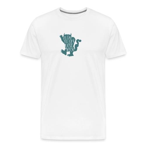 Wherethewild-Tshirt - Camiseta premium hombre