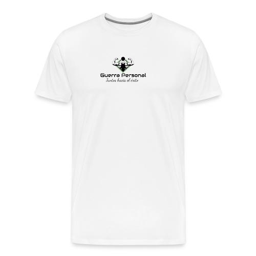 Guerra Personal - Camiseta premium hombre