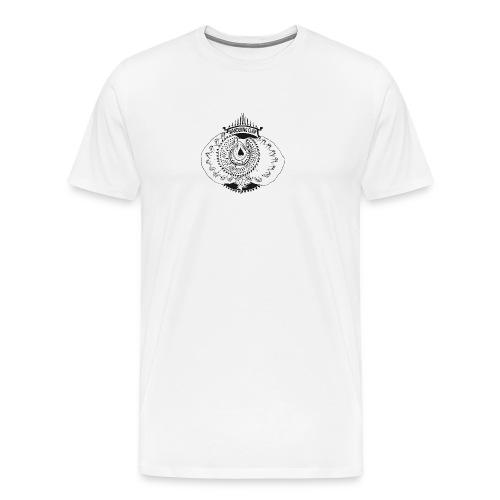 Rettile - Maglietta Premium da uomo