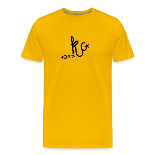 100%KC - Mannen Premium T-shirt