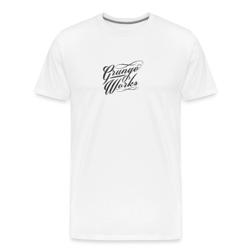 GrungeWorks Basic Women T-shirt - Miesten premium t-paita