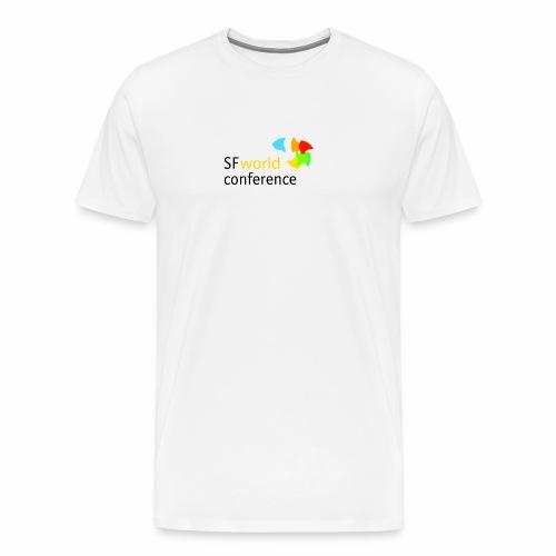 SFworldconference T-Shirts - Männer Premium T-Shirt