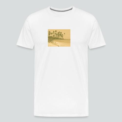 ISLAND STYLE 01-04-jpg - Maglietta Premium da uomo