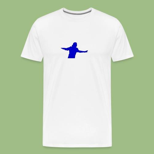 Drogba CFC - Premium-T-shirt herr