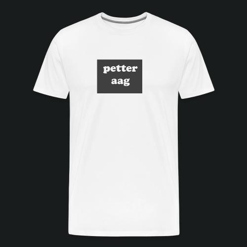 Petter1 - Premium T-skjorte for menn