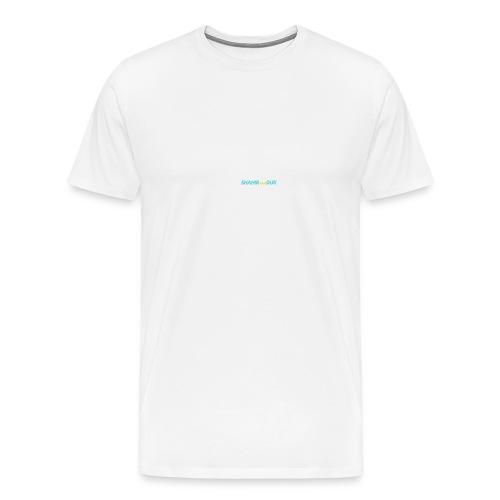 T-SHIRT-DESIGN-png - Mannen Premium T-shirt