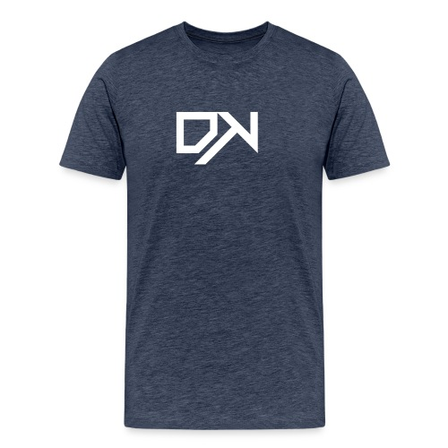 DewKee Logo Mug White - Men's Premium T-Shirt