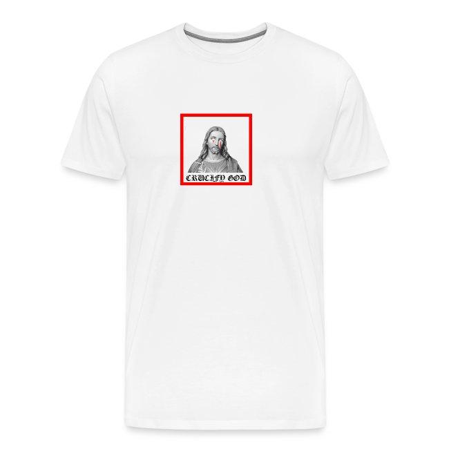 Crucify God | Sad Jesus