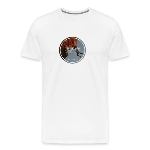 best view - Männer Premium T-Shirt