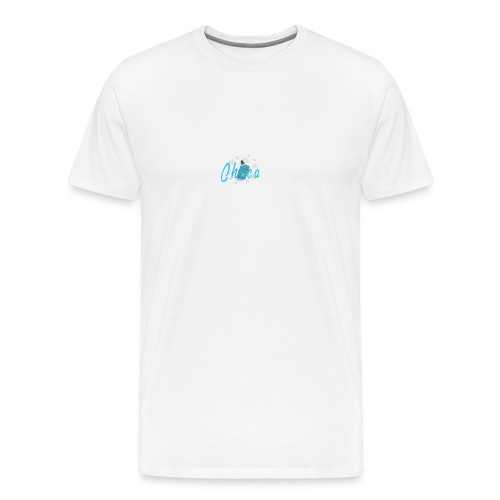 Chocalteicing X Pqlrz - Men's Premium T-Shirt