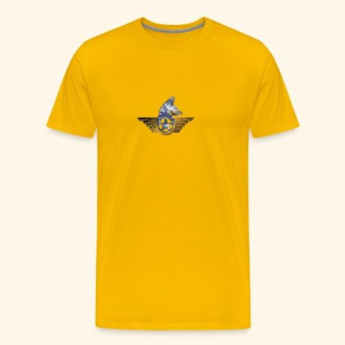 warrior fox - Maglietta Premium da uomo