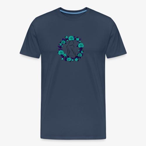 Sexy Rose's Women - T-shirt Premium Homme