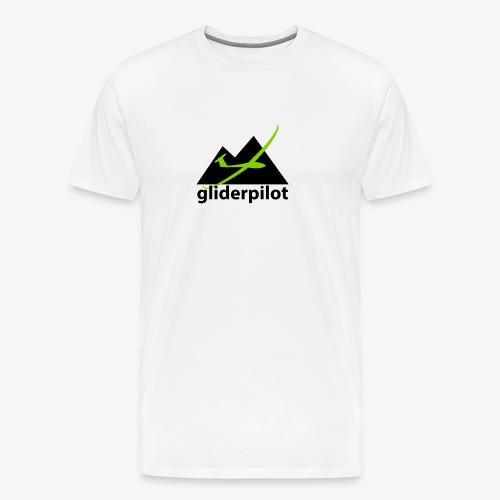 soaring-tv: gliderpilot - Männer Premium T-Shirt