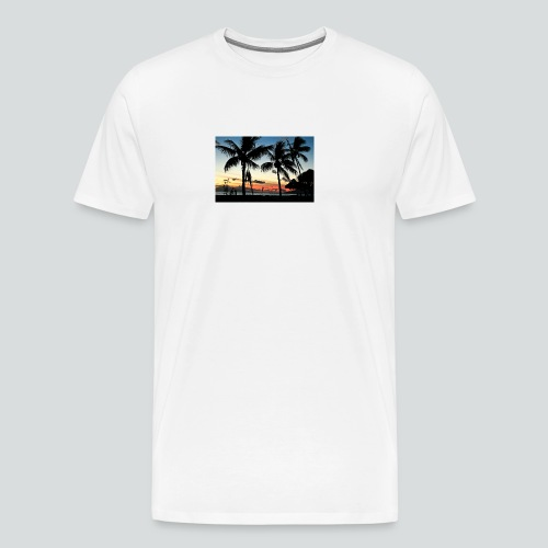 ISLAND STYLE 01-13-jpg - Maglietta Premium da uomo