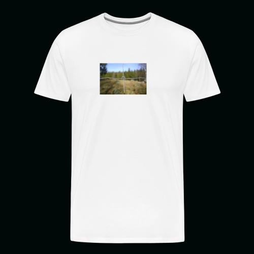 Stängsel - Premium-T-shirt herr