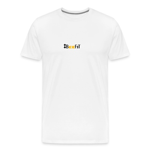 ibeefit 1 - Premium-T-shirt herr
