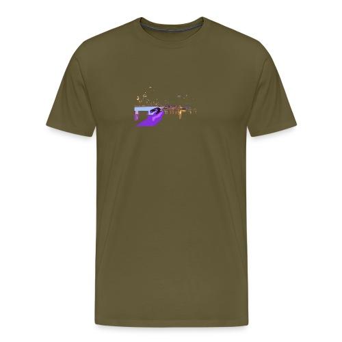 CITY NIGHT - Maglietta Premium da uomo