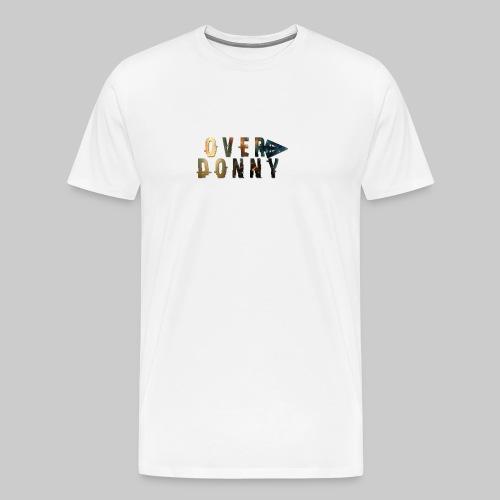 Over Donny [Arrow Version] - Maglietta Premium da uomo