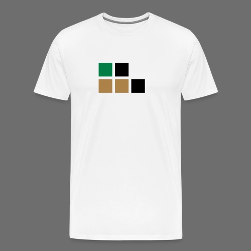invalid_tooManyColors-svg - Männer Premium T-Shirt