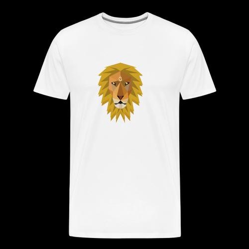 Spirit Lion case - Mannen Premium T-shirt