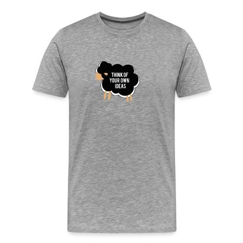 Think of your own idea! - Men's Premium T-Shirt