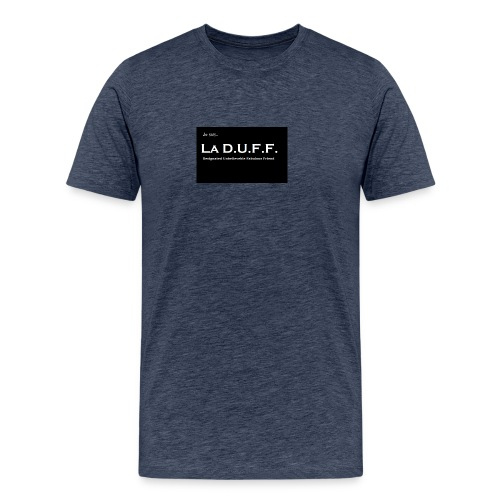 Je Suis... La D.U.F.F. - Mannen Premium T-shirt
