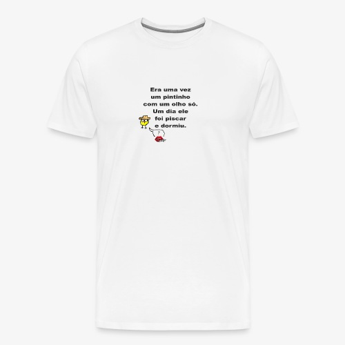 Era uma vez... - Men's Premium T-Shirt