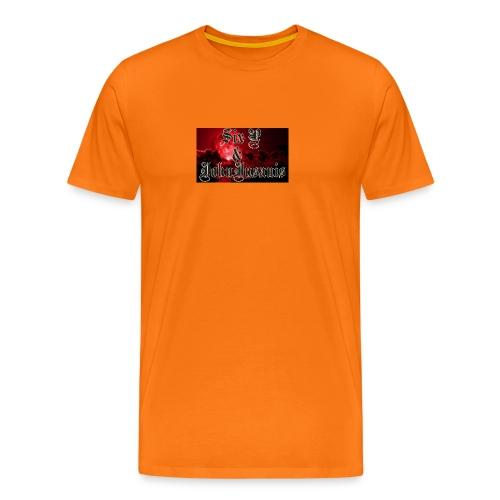 Six P & John Insanis T-Paita - Miesten premium t-paita
