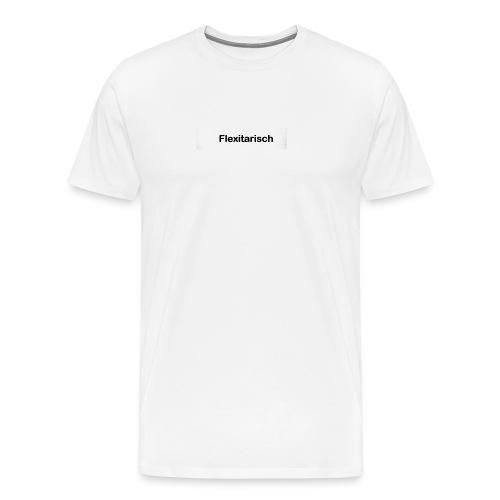 Flexitarisch - Männer Premium T-Shirt