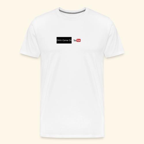 it is YOUTUBE - Männer Premium T-Shirt