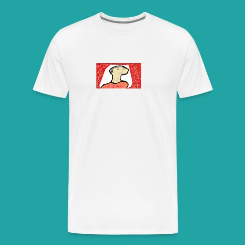 Old Grandpa - Herre premium T-shirt