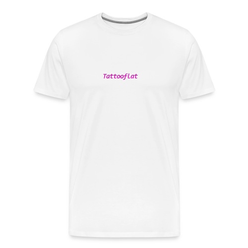 Tattooflat T-shirt - Men's Premium T-Shirt