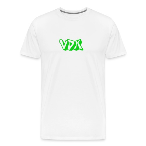 Vdk pet - Mannen Premium T-shirt