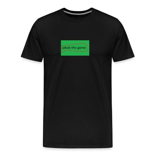 jakobthegame - Herre premium T-shirt