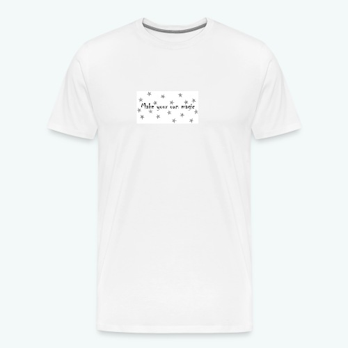 masja_shirt_1-png - Mannen Premium T-shirt