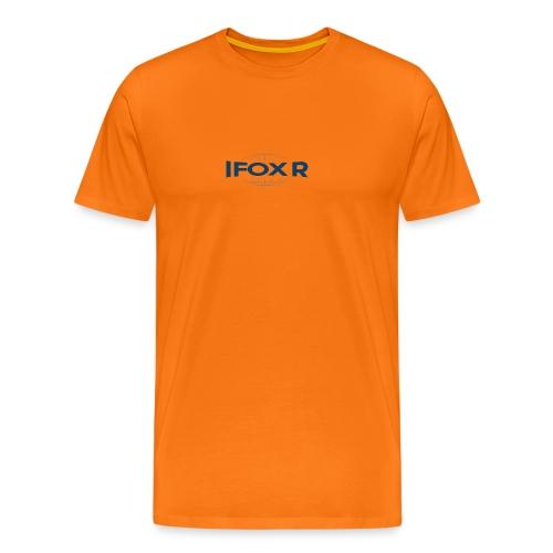 IFOX MUGG - Premium-T-shirt herr