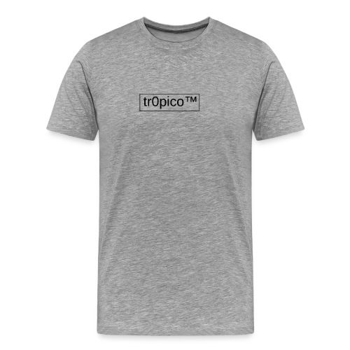 tr0pico™ - Mannen Premium T-shirt